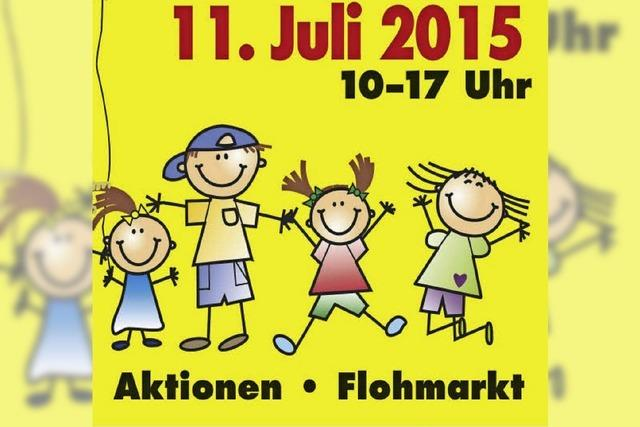 Kindertag sorgt für Kurzweil in der Innenstadt