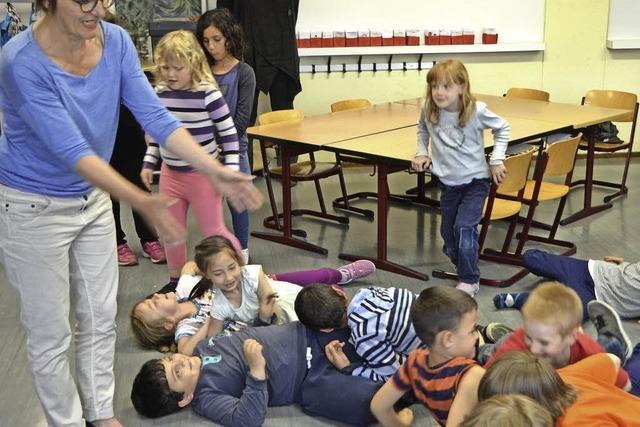 Fritz-Boehle-Schule: Ganztagsbetrieb ist eingespielt