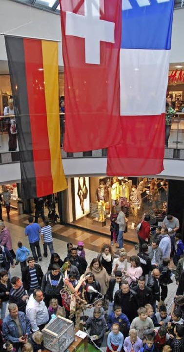 Einkaufen in Weil macht laut Kundenspiegel  Spaß.     Foto: Lauber