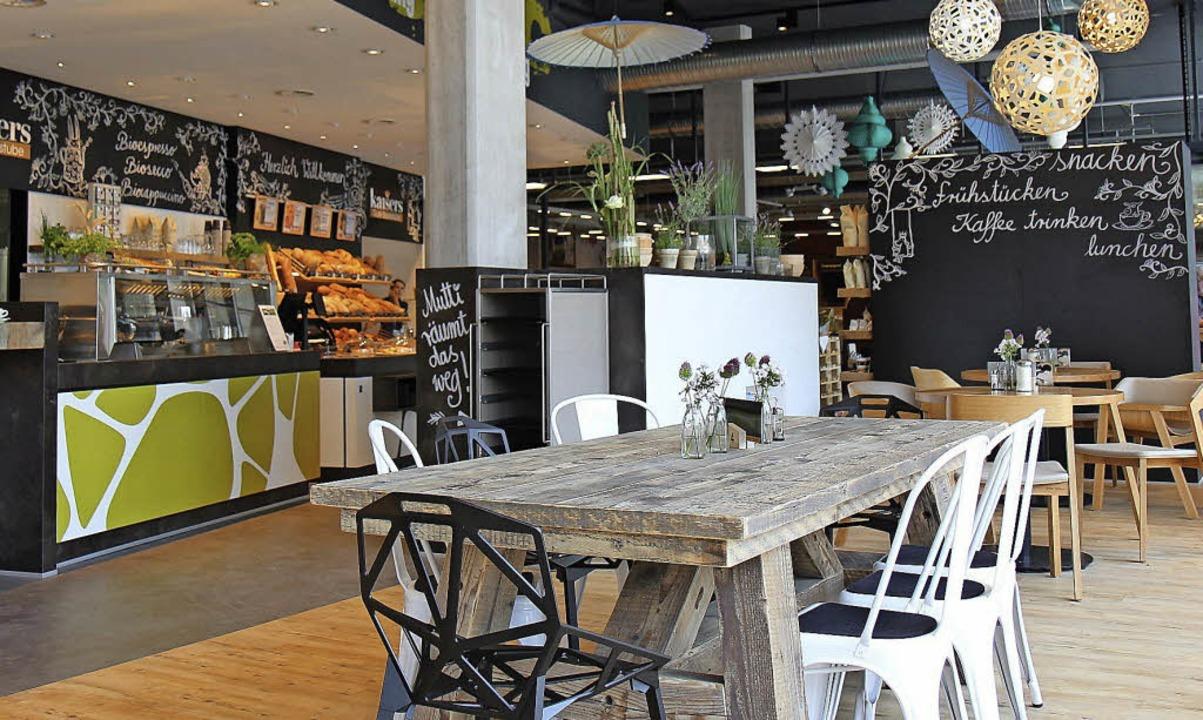 Die Bäckerei mit Café wurde im Stil des Shabby-Chic eingerichtet.  | Foto: PR
