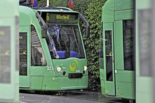 Basel forciert den Ausbau der Tram