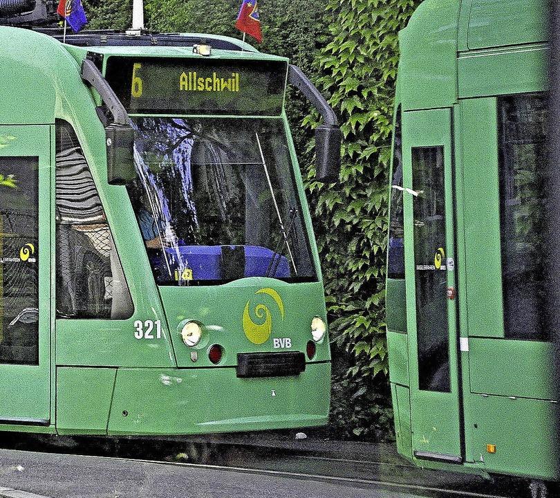 Basel will das städtische Tramnetz kräftig ausbauen.   | Foto: Gramespacher
