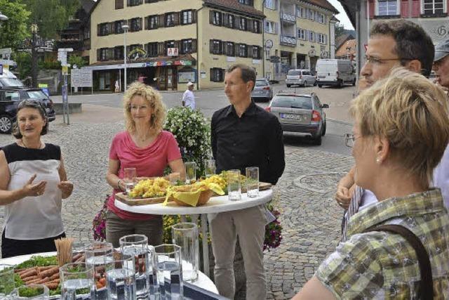 Bürger feiern ihre Kulturlandschaft