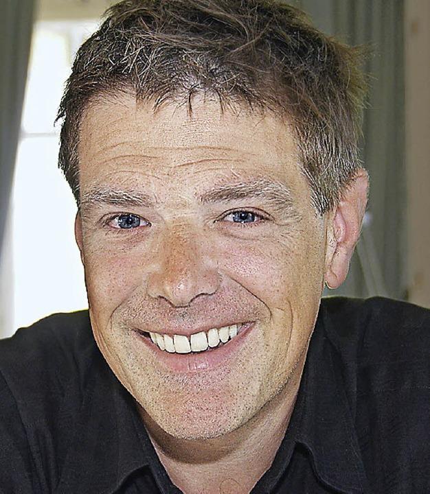 Bürgermeister Marco Muchenberger    Foto: Nikolaus Trenz
