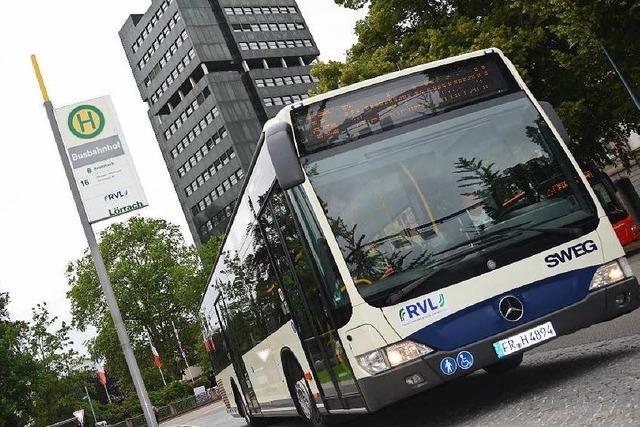 Lörracher Stadtbuslinien: Das soll sich ändern