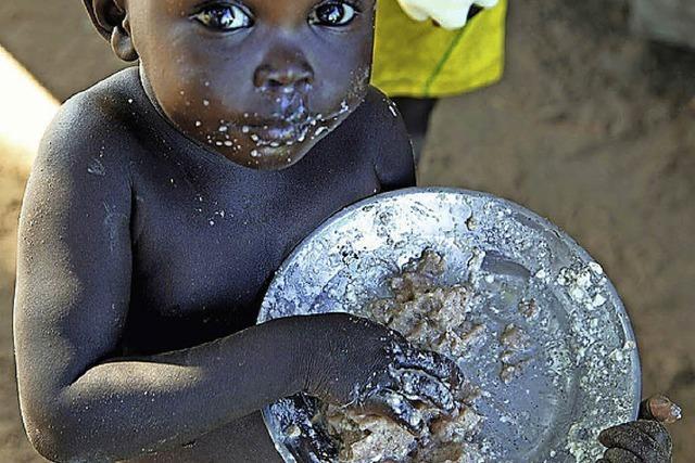 UNO: 239 Milliarden Euro im Jahr gegen den Hunger