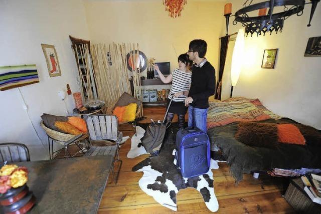 Airbnb: Gast sein, aber günstig