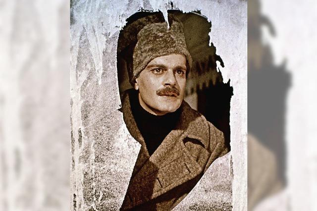 Omar Sharif: Russischer Arzt und arabischer Scheich
