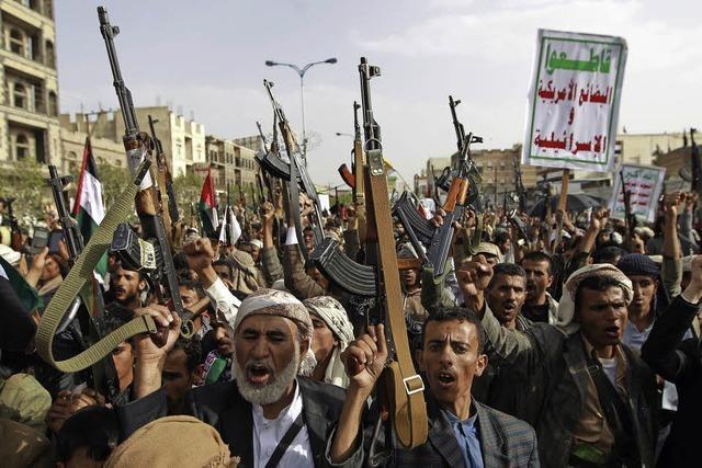 Hoffen auf die Waffenruhe im Jemen