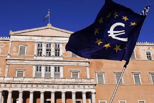 Sollen die Geldgeber die neuen Sparzusagen aus Athen annehmen?