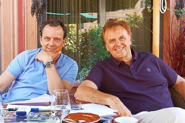 Roland und Michael Mack über Erfolg und Zwang zur Innovation