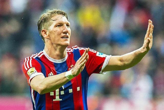 Schweinsteiger wechselt von Bayern zu Manchester United