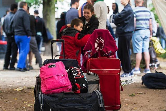 Geplantes Flüchtlingsheim im Lahrer Stadtteil Sulz sorgt für Diskussionen
