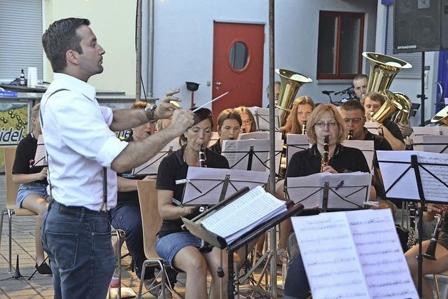 Konzert zum Abschied von Dirigent Simon Hock
