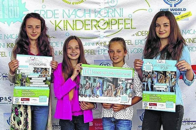 Kinder für Umwelt und Kinderrechte