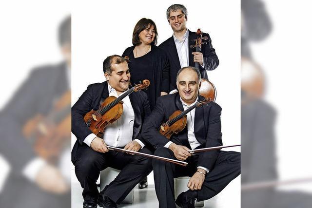 Iberli Quartett in der Himmelspfortenkapelle