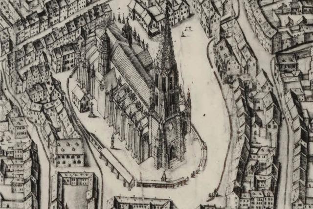 Vom Münster nach St. Nikolaus: Vor 500 Jahren wurde Freiburgs Friedhof verlegt