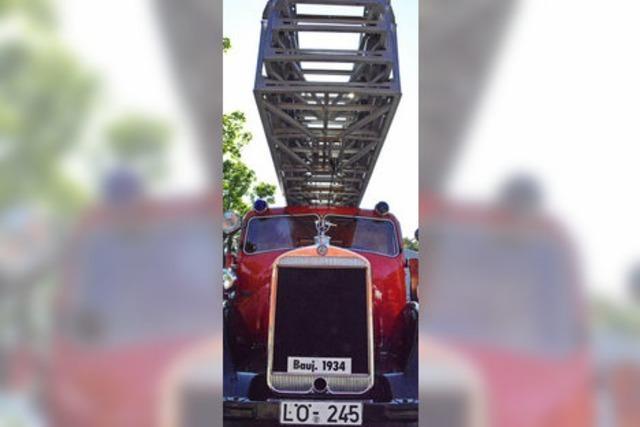 Eldorado für Feuerwehrfans