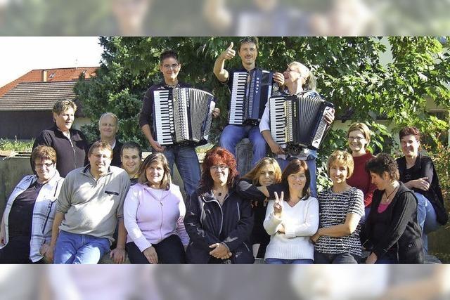 Hochrhein Harmonika Orchester Waldshut in Höchenschwand