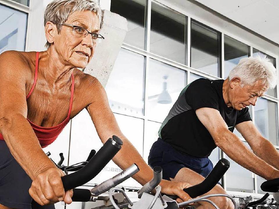 Sport aktiviert das Gehirn.  | Foto: Colourbox.de
