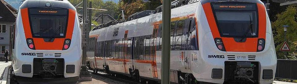 Die Elektrifizierung der Kaiserstuhlbahn