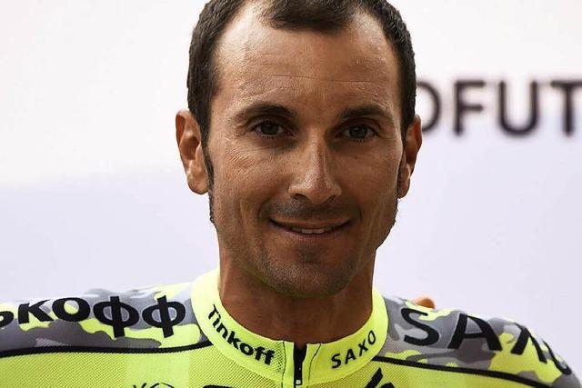Ivan Basso an Hodenkrebs erkrankt