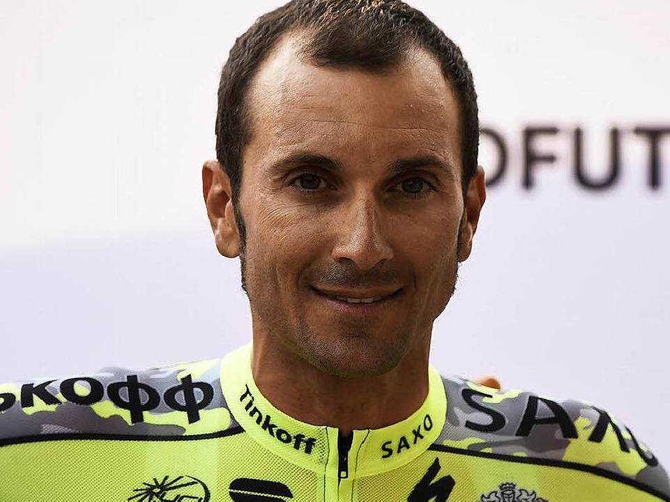 Ivan Basso ist an Krebs erkrankt und gibt bei der Tour  auf.   | Foto: AFP