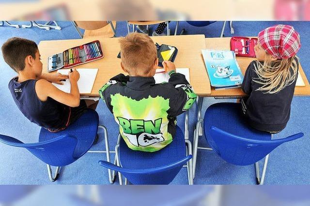 Ganztagsunterricht für die Grundschüler geplant