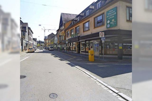 Ausbau der Friedrichstraße: Bis im Frühjahr werden 500.000 Euro investiert