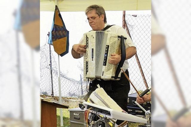 Harmonikaspiel und Hochgenuss