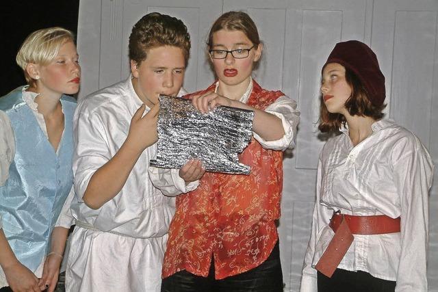 Shakespeares Liebesdrama mit Eis am Stiel
