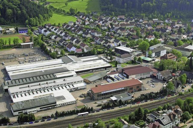 Ältester Industriebetrieb in der Region