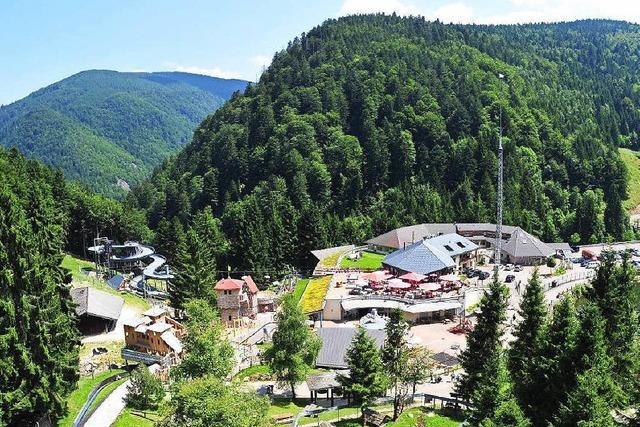 Steinwasenpark: Restaurant nach Brand wieder offen