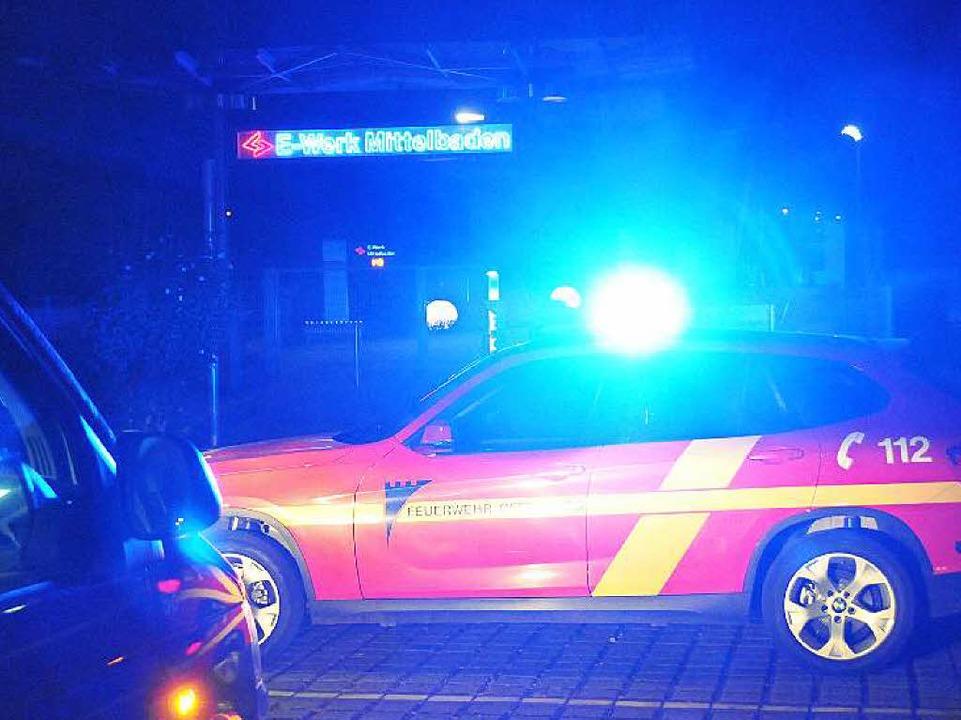 Das  E-Werk Mittelbaden muss nach dem ...chaden in sechsstelliger Höhe rechnen.  | Foto: Helmut Seller