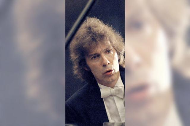 Klavierabend mit Bernd Glemser im Freiburger Kaufhaussaal
