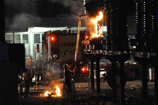 Stromausfall nach Explosion: Technischer Defekt war Ursache