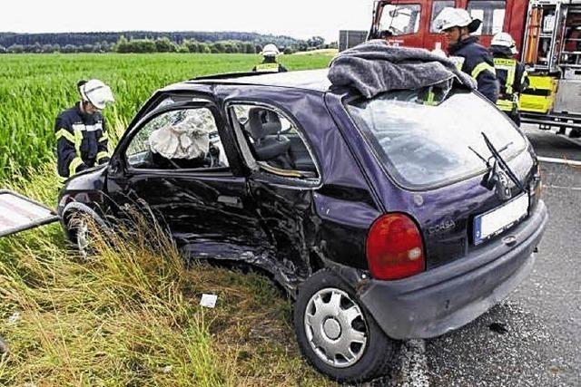 Polizei analysiert Unfälle auf der B27