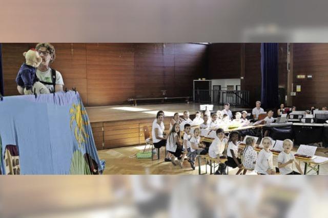 Der Verein will mit Musik Geschichten für Kinder erzählen