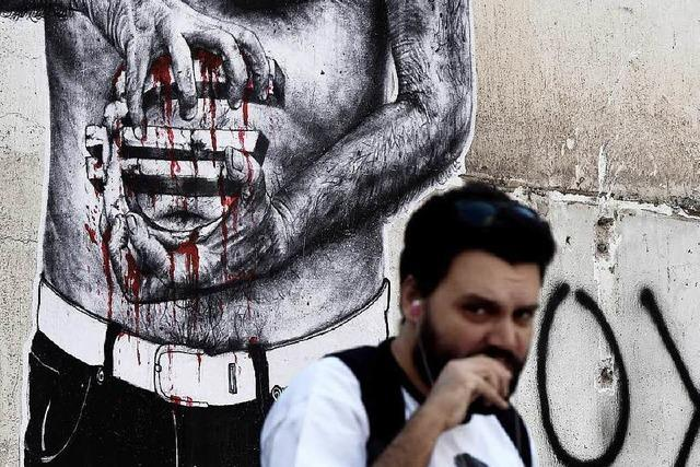Sparpaket für Griechenland: Der linke Syriza-Flügel meutert
