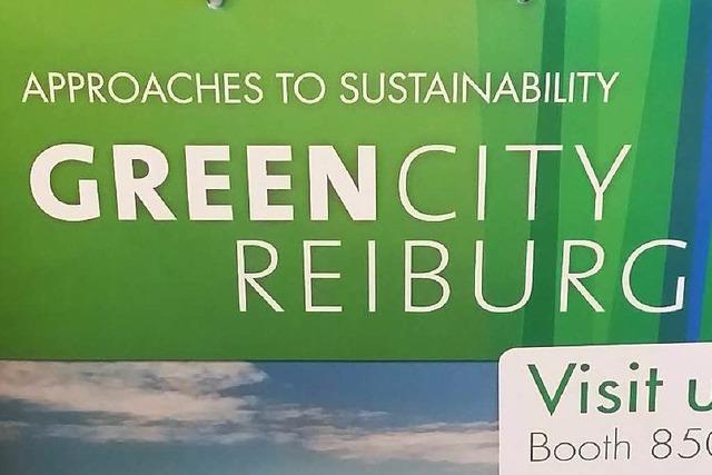 Aus Green City Freiburg wird Green City Reiburg