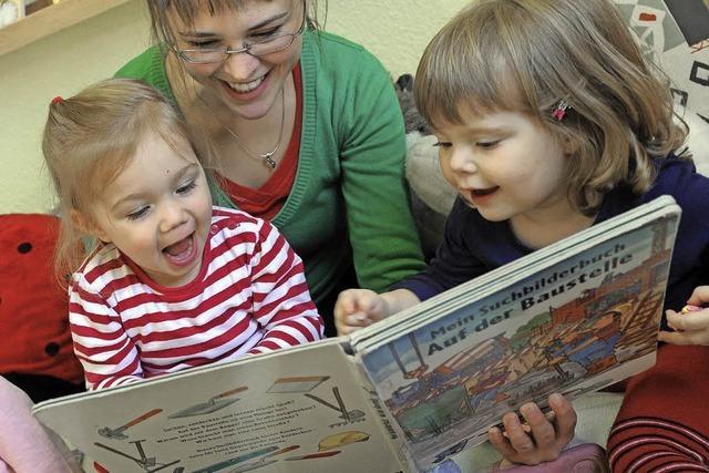 Kindern Lust aufs Lesen machen