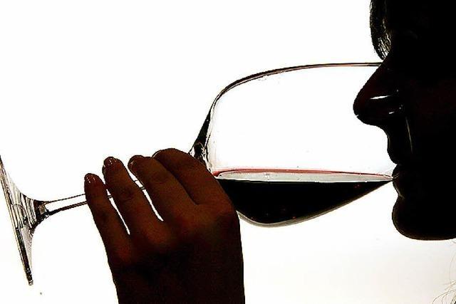 Wein-Fass-Bar feiert ihre Premiere