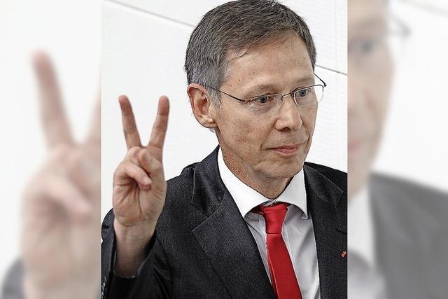 Carsten Sieling will einen Ruck durch Bremen gehen lassen