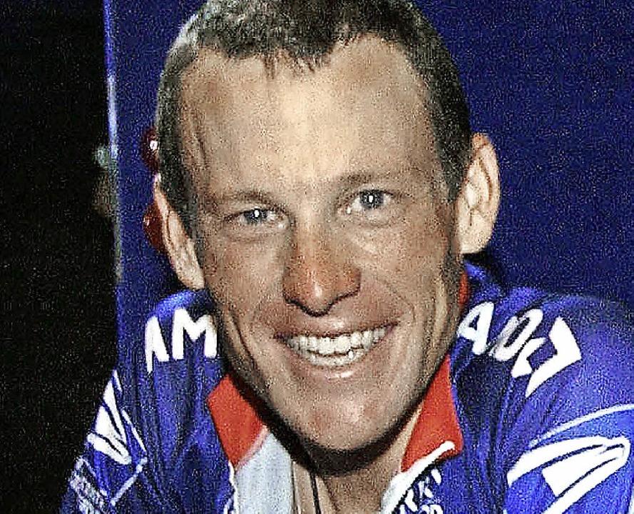 Lance Armstrong  | Foto: afp