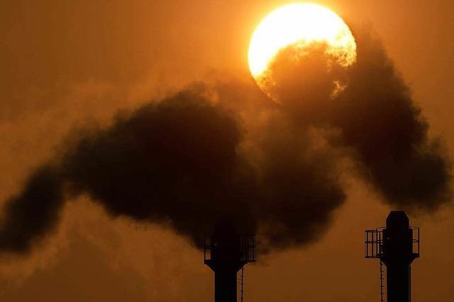 Reform des Emissionshandels: Ehrgeiziger Klimaschutz