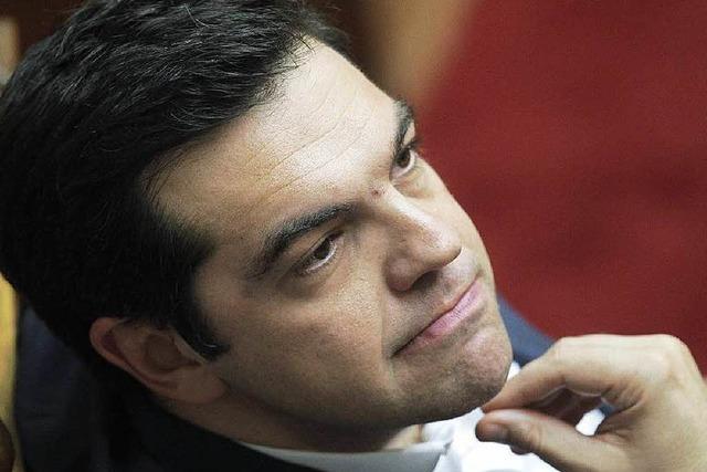 Griechisches Parlament billigt Spar- und Reformgesetze