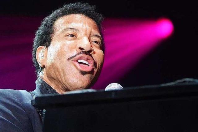 Wie war's bei … Lionel Richie beim Stimmen-Festival?