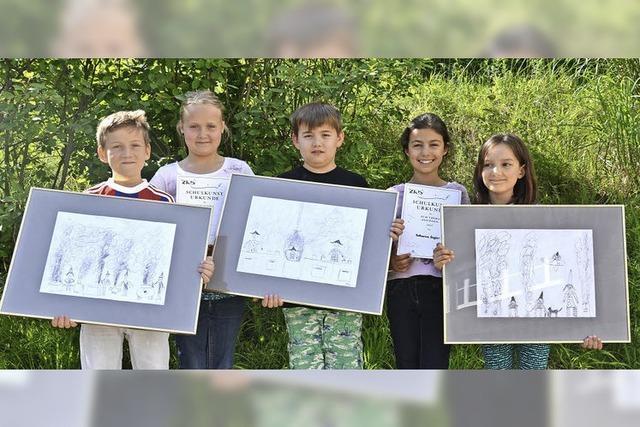 Erfolgreiche Teilnahme an der Regionalausstellung