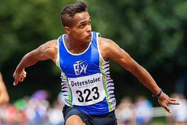 Offenburger Sprinter Milo Skupin-Alfa Sechster bei U-18-WM