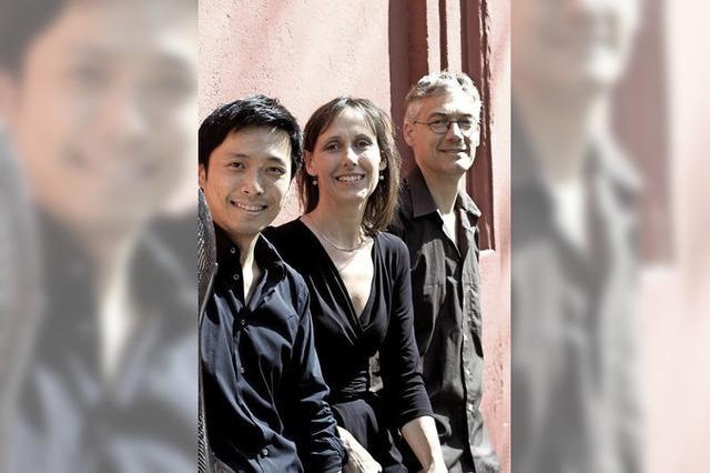 Verhagen Trio in Riegel